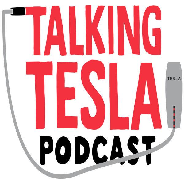 TALKING TESLA Podcast Artwork Image