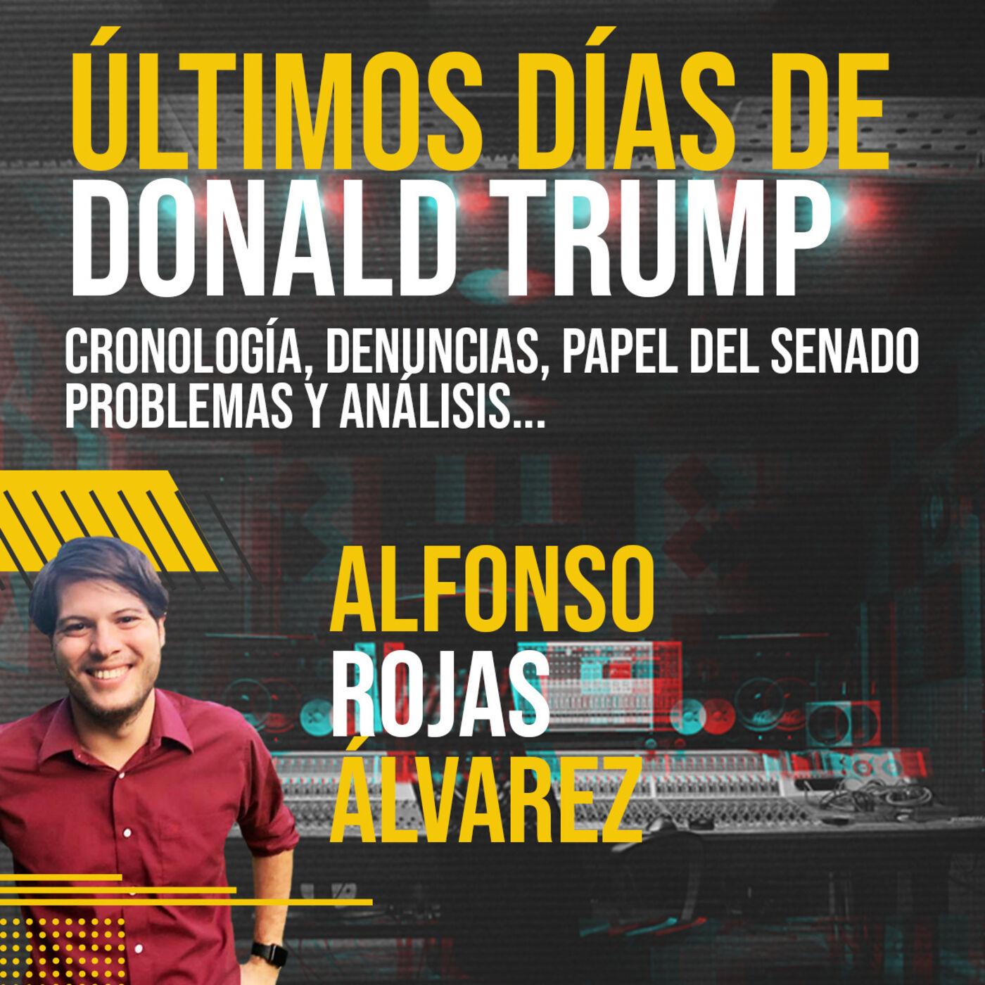 Últimos Días de Donald Trump (especial)