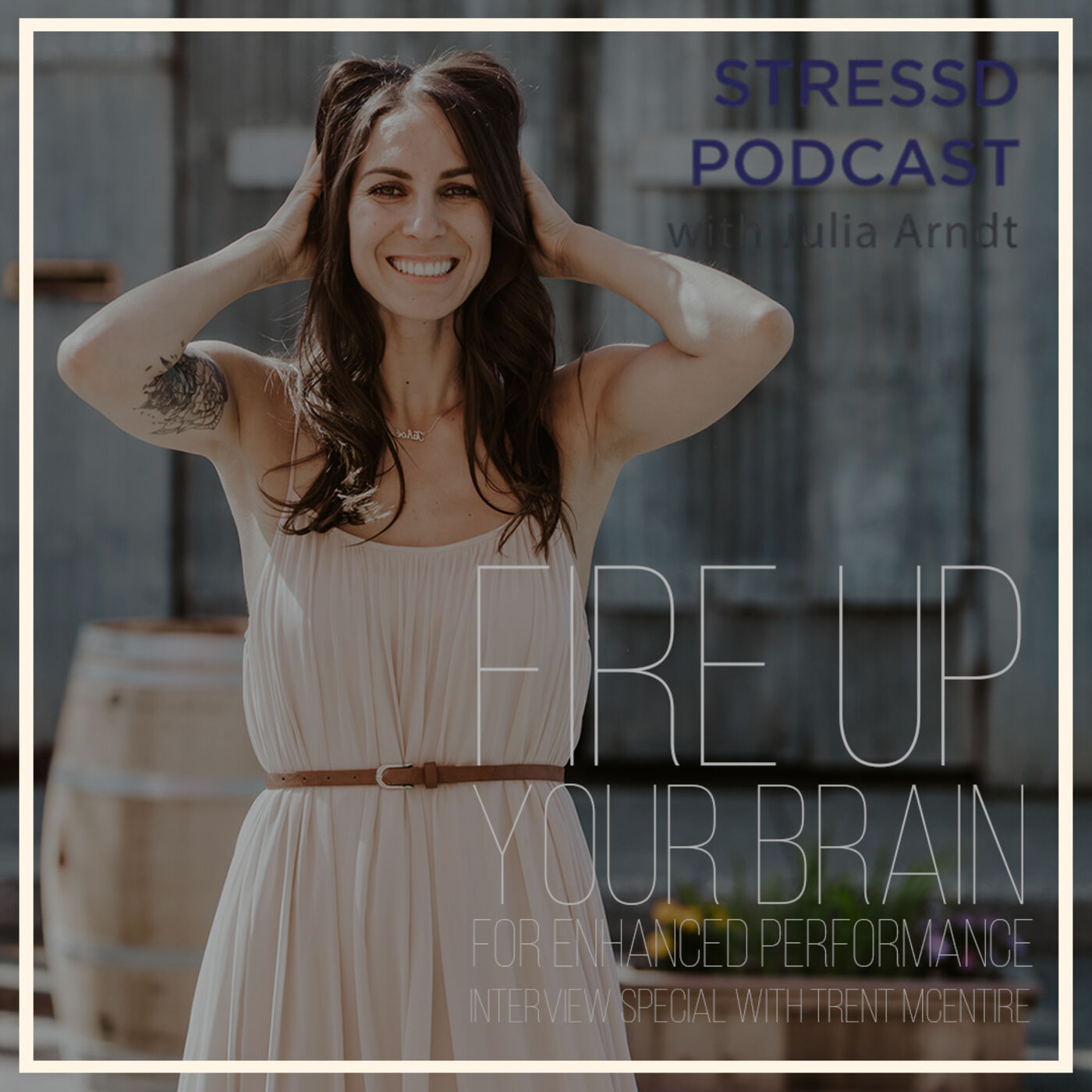 Fire Up Your Brain For Enhanced Performance [INTERVIEW]