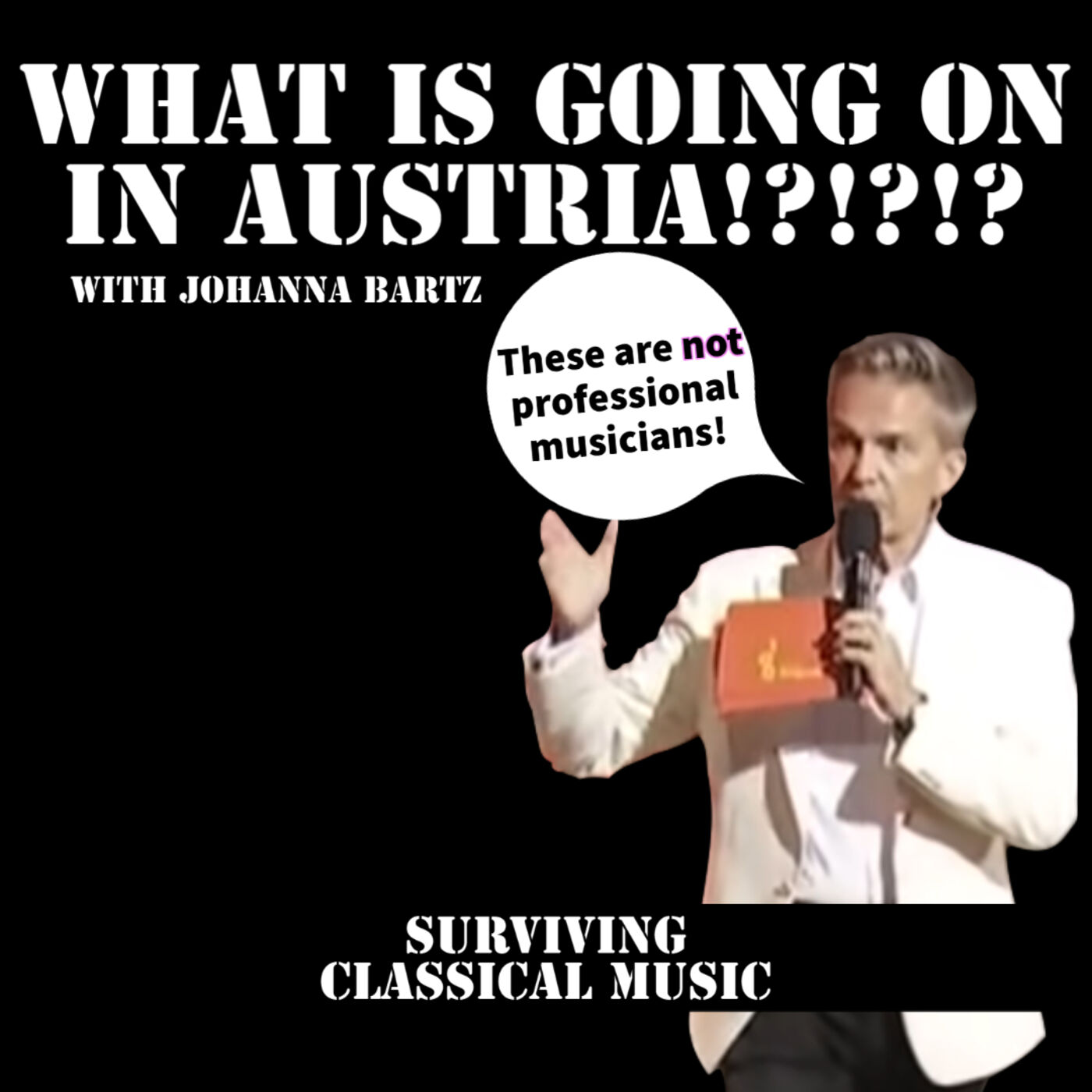 What is going on in Austria!?!?!? - with Johanna Bartz