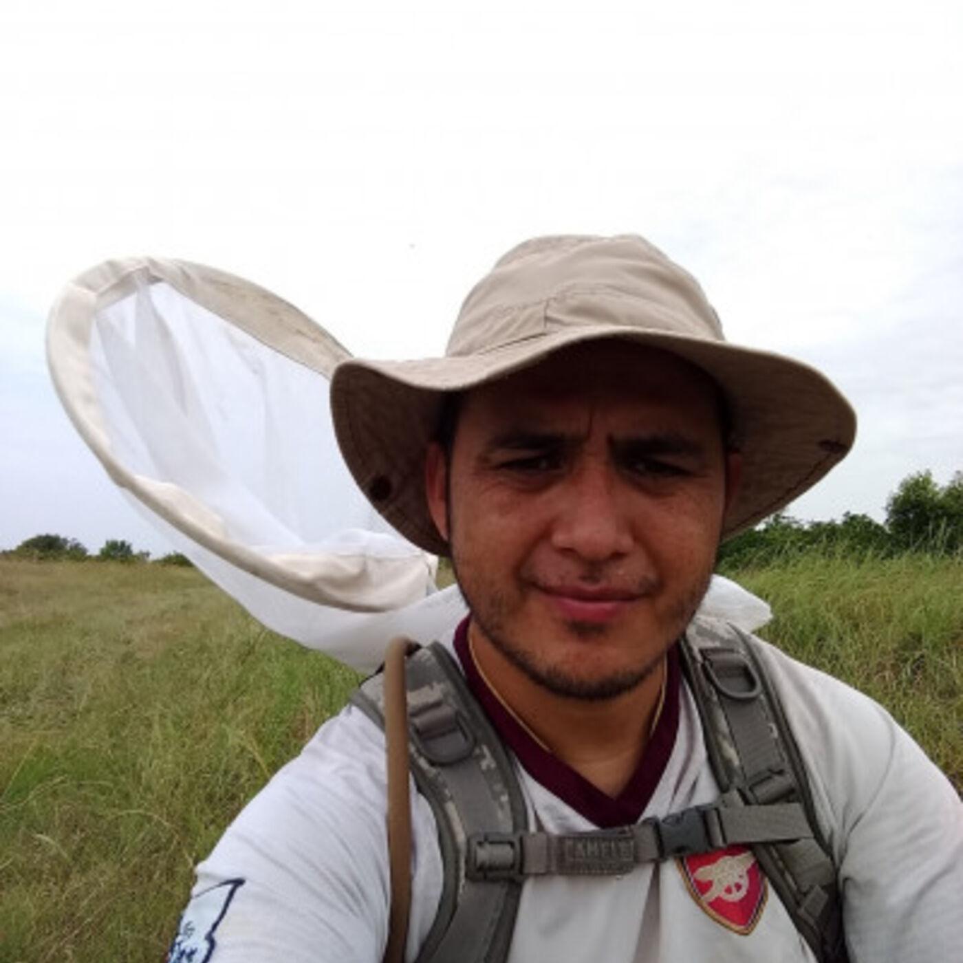 Meet the Experts - José Montalva, bee expert