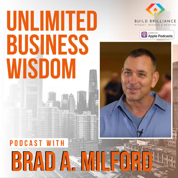 Unlimited Business Wisdom Podcast Artwork Image