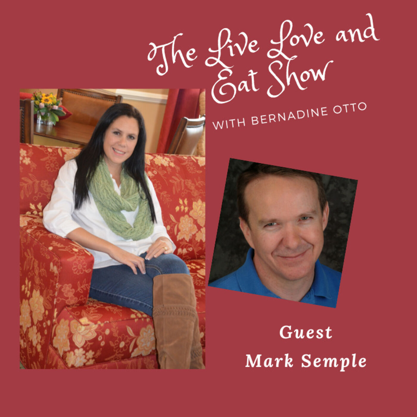 Episode 12:  Heal your relationship with energy healing with Mark Semple