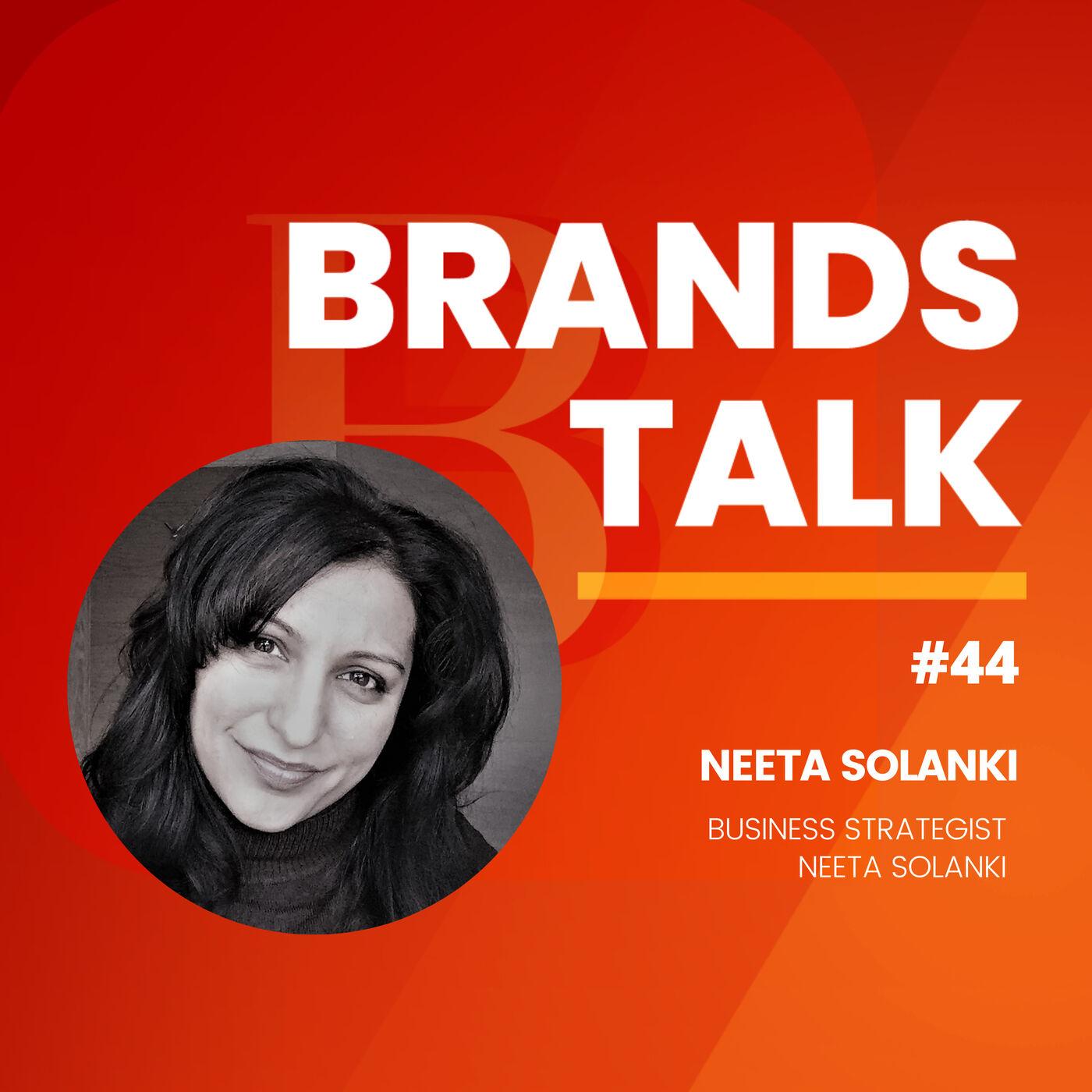 Don't let others define you w/Neeta Solanki