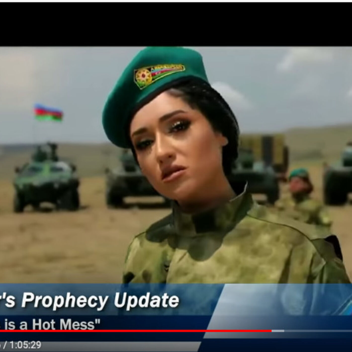 A Hot Mess:  Prophecy Update w/John Haller Podcast