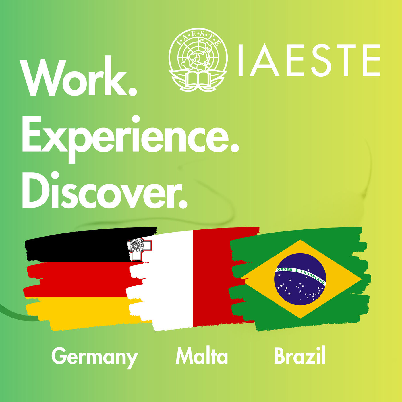 008 - From Germany to Malta and Brazil - Two Electrical Engineering internships