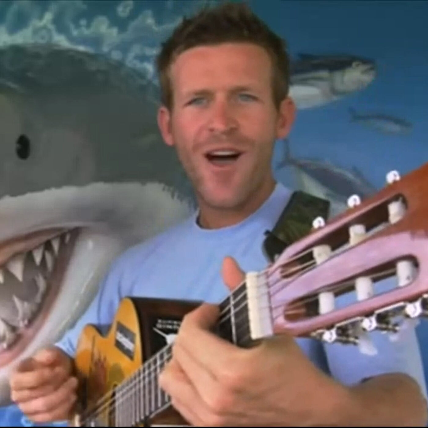 The Great White Shark Song (BONUS)
