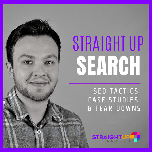 Straight Up Search Podcast Artwork Image