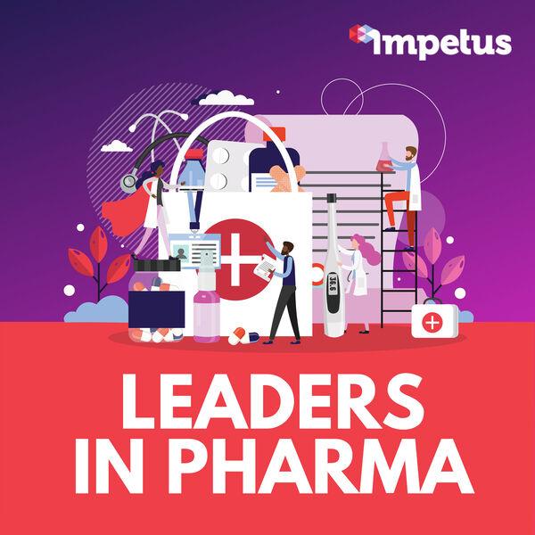 Leaders in Pharma Podcast Artwork Image