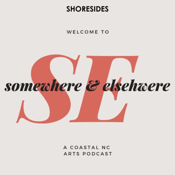 Somewhere & Elsewhere Podcast Artwork Image