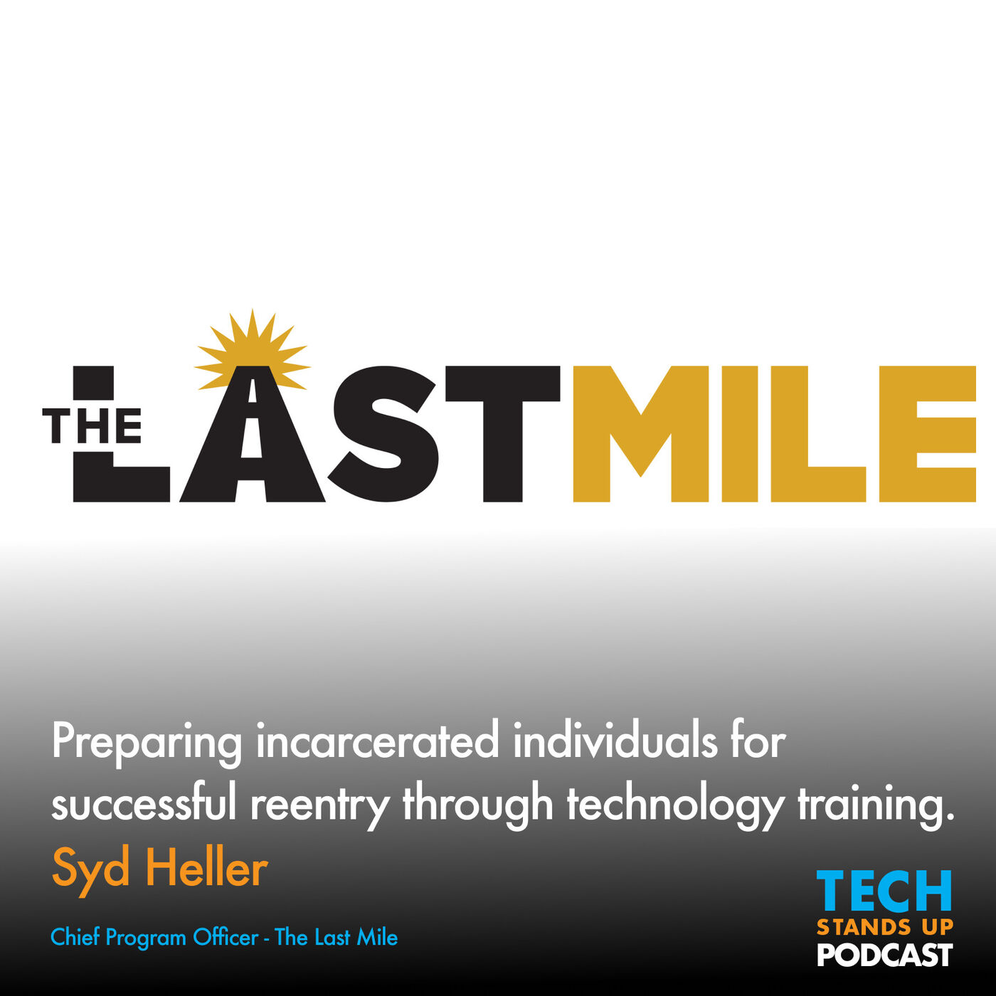 Syd Heller: Preparing incarcerated individuals for successful reentry through technology training.