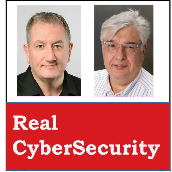 Real CyberSecurity Podcast Artwork Image