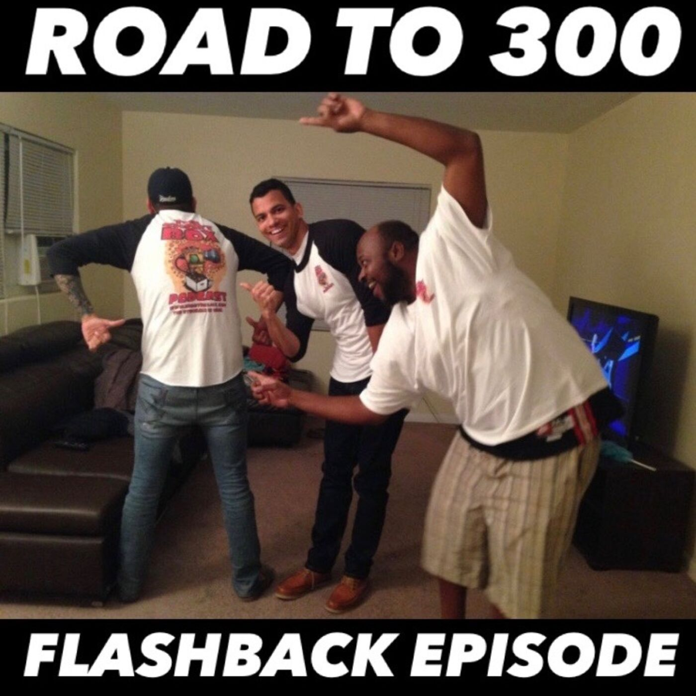 Road to 300: The Stranger (Flashback to Episode #1)