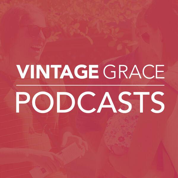 Vintage Grace's Podcast Podcast Artwork Image