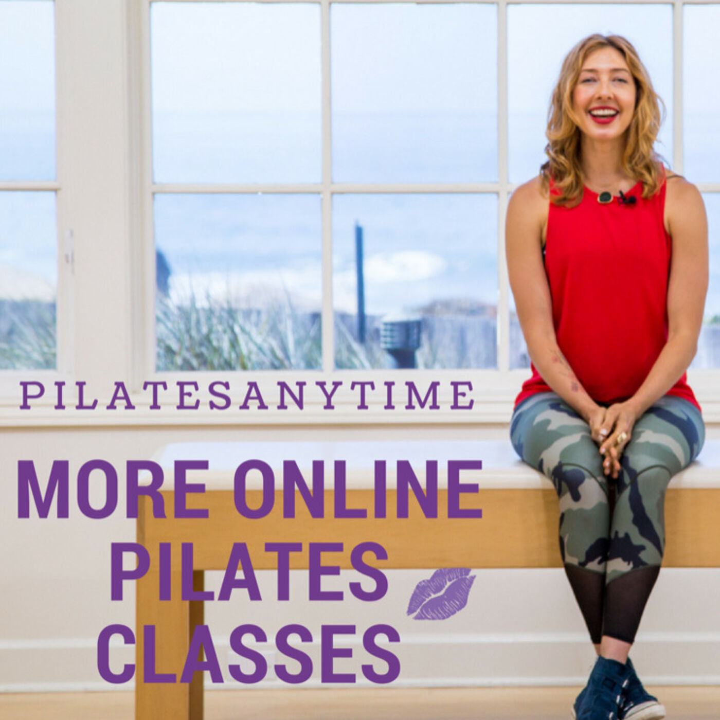 Lesley Logan Discusses Pilates Sessions & Retreats, How to Develop an Online Fitness Business and Create Online Platforms for Training, and the Marketing Science Behind Online Trainers