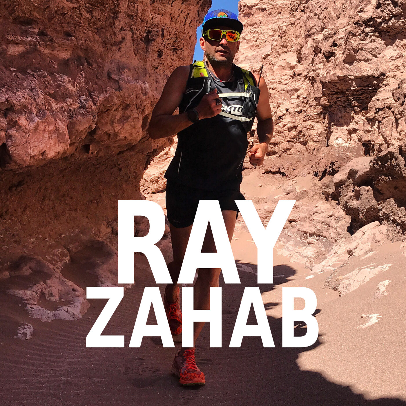 A Trail of Ice and Fire with Ray Zahab