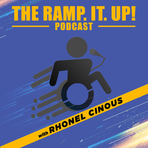 The Ramp. It. Up! Podcast Podcast Artwork Image