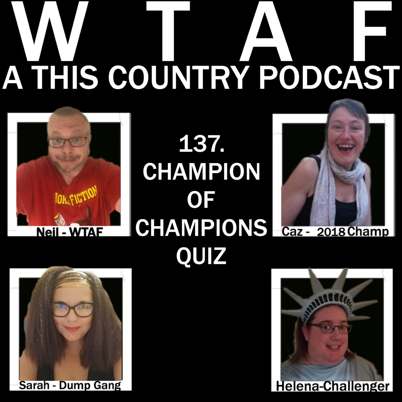 137. This Country Champion Of Champions Quiz!
