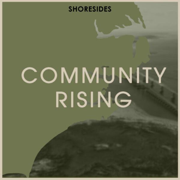 Community Rising Podcast Artwork Image