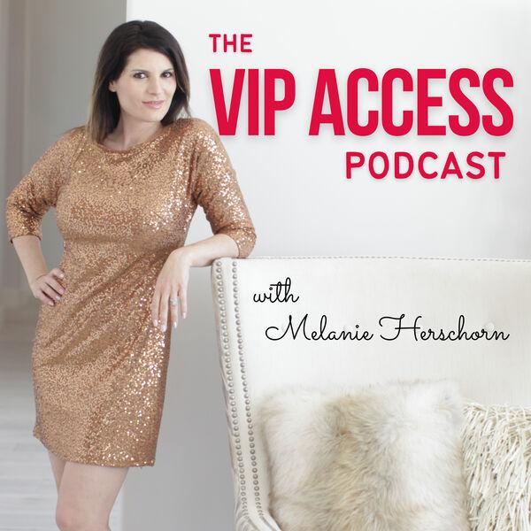 VIP Access Podcast Artwork Image