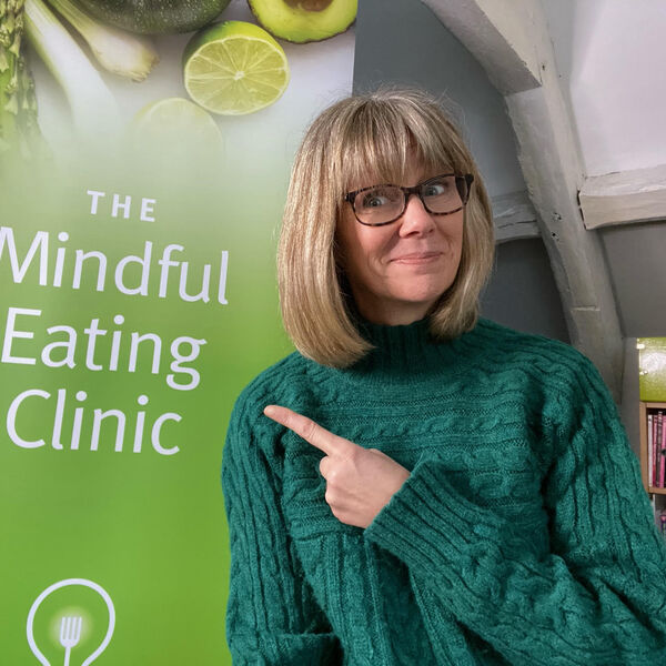 The Mindful Eating Clinic Podcast Artwork Image
