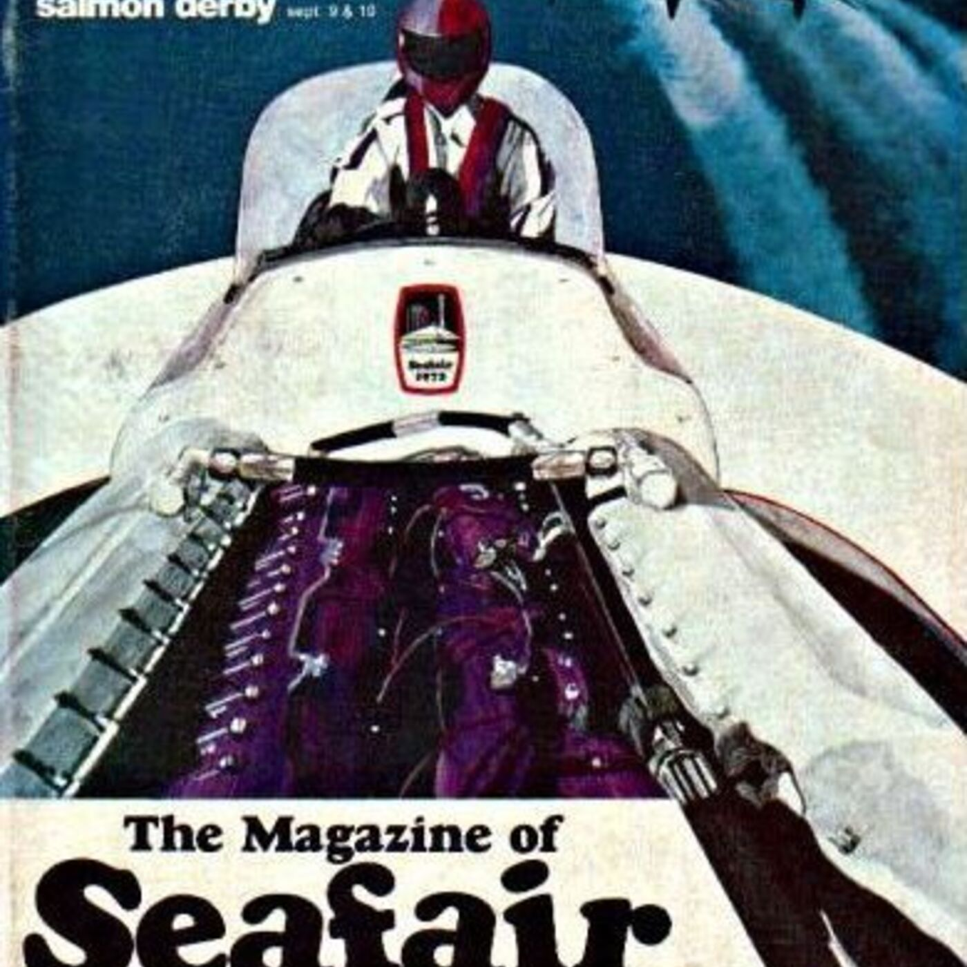 Episode 46: 1972 Seafair Regatta Radio Broadcast