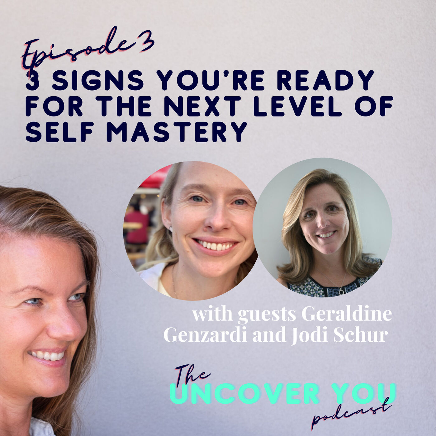 Ep 3: 3 signs you're ready for the next level of self mastery
