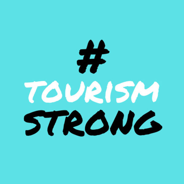 Tourism Strong Podcast Artwork Image