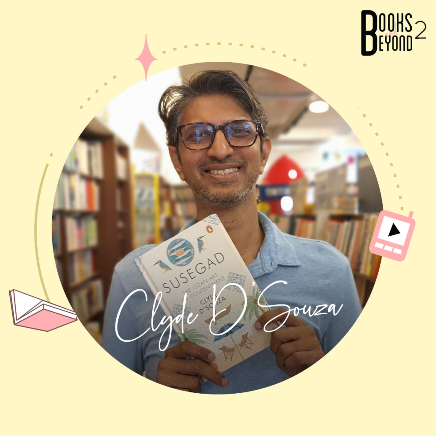 3.3 Clyde D'Souza - Escape Into The Villages Of Goa With This Powerpacked Book!