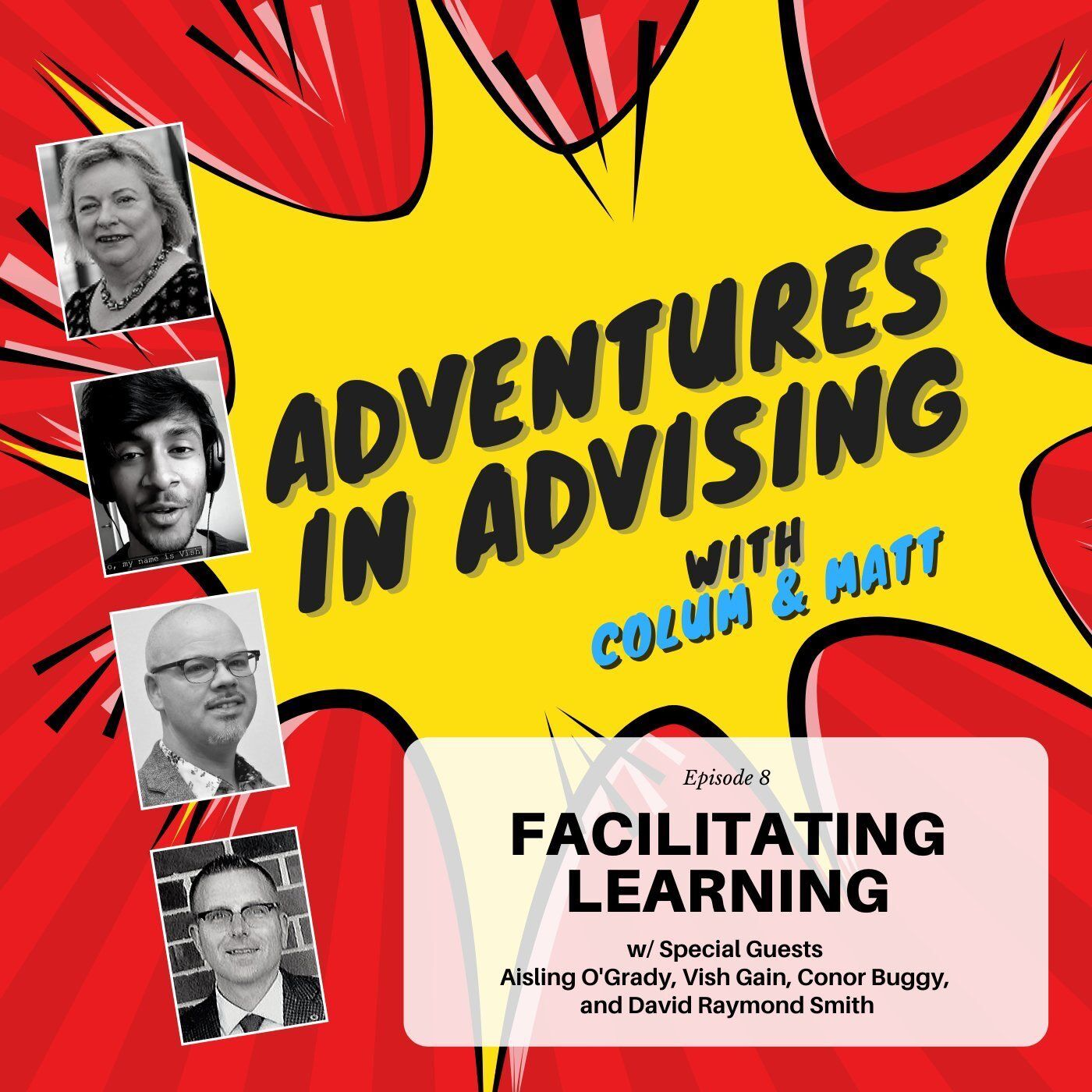 Facilitating Learning - Adventures in Advising