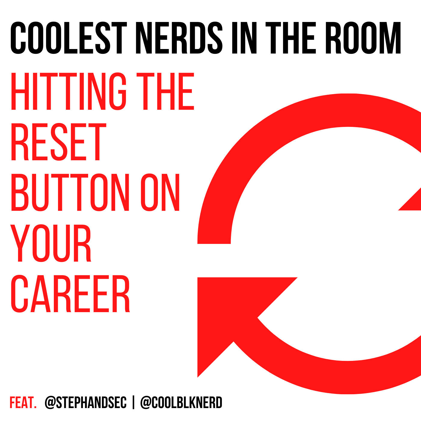 Resetting Your Career
