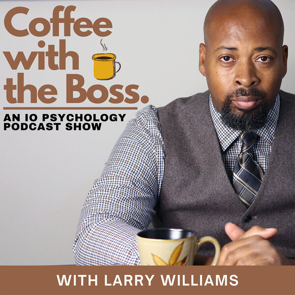 Coffee with the Boss Podcast Artwork Image