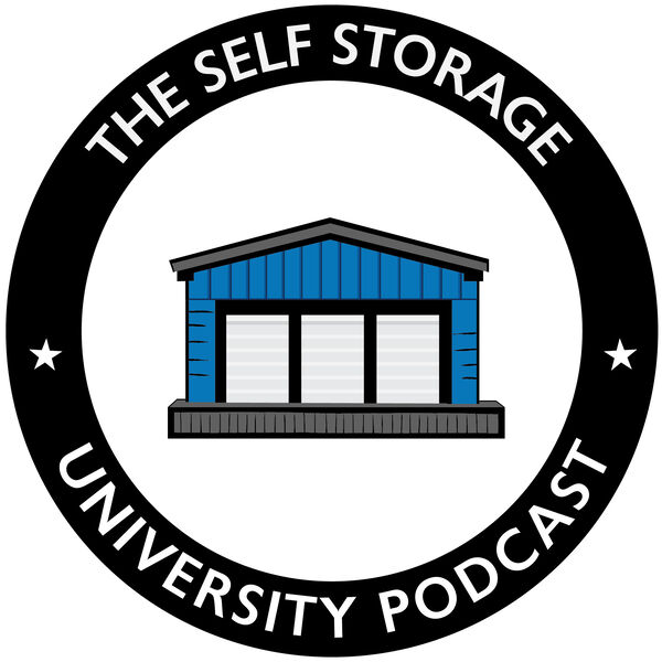 The Self Storage University Podcast Podcast Artwork Image