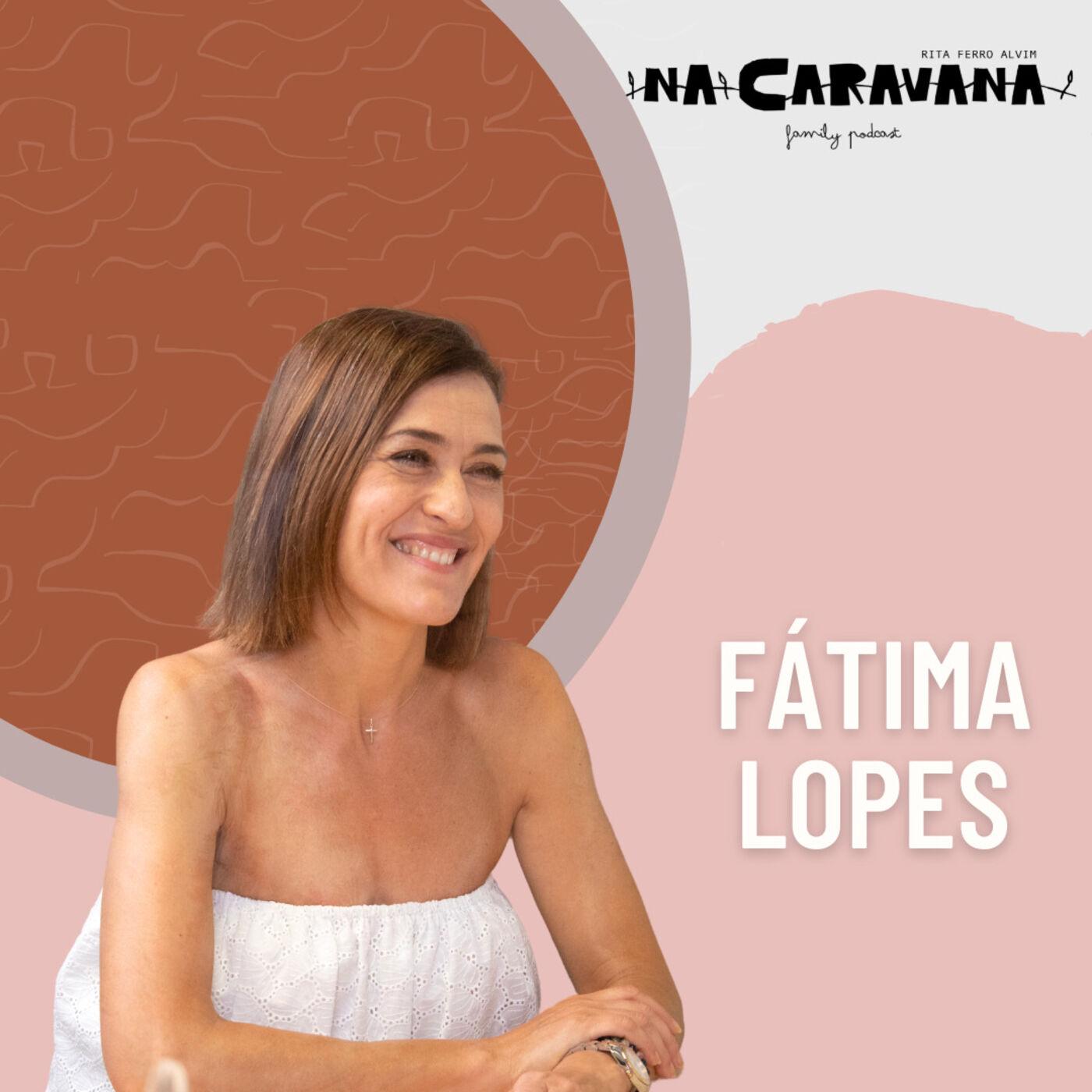 N'A Caravana com Fátima Lopes #95 Moçambique, desenvolvimento pessoal e brilho