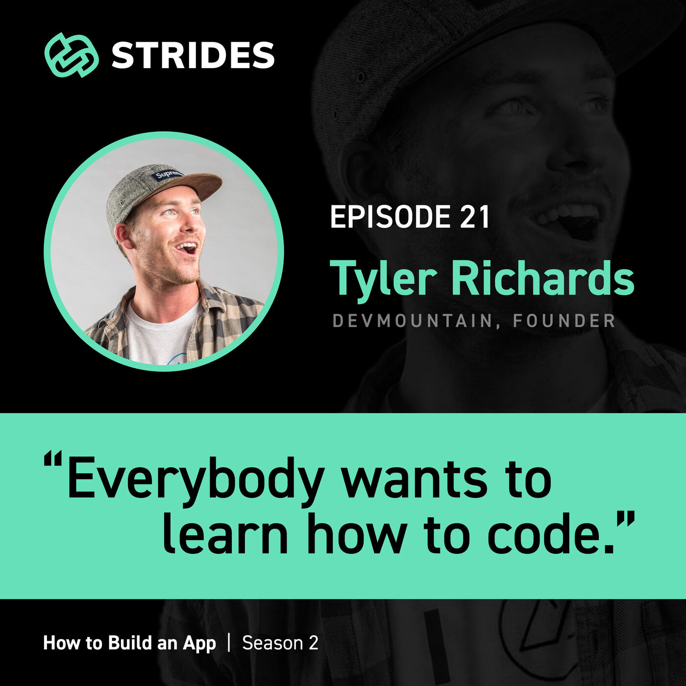 Teaching Thousands of Coders How to Code With Tyler Richards — Part 1 (DevMountain)