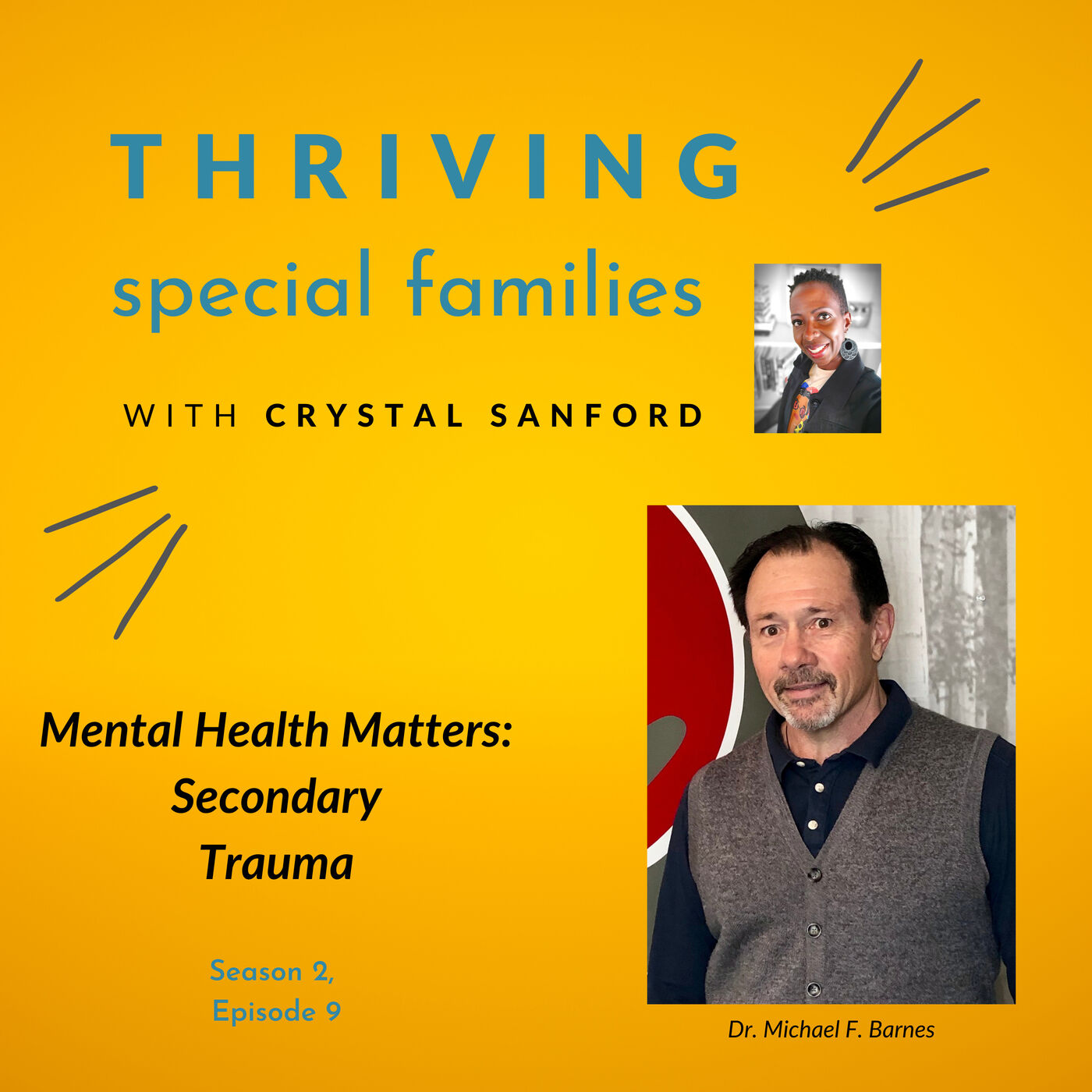 Mental Health Matters: Secondary Trauma