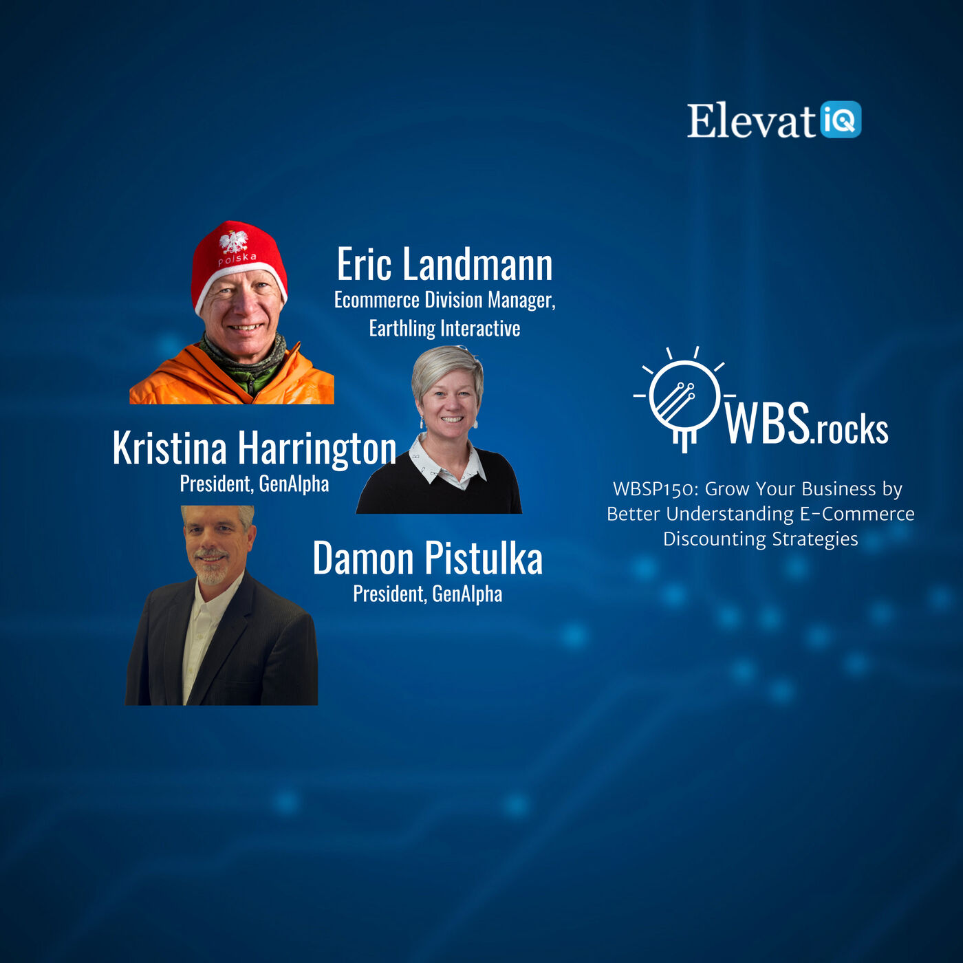 WBSP150: Grow Your Business by Better Understanding E-Commerce Discounting Strategies, a Live Interview w/ a Panel of Experts