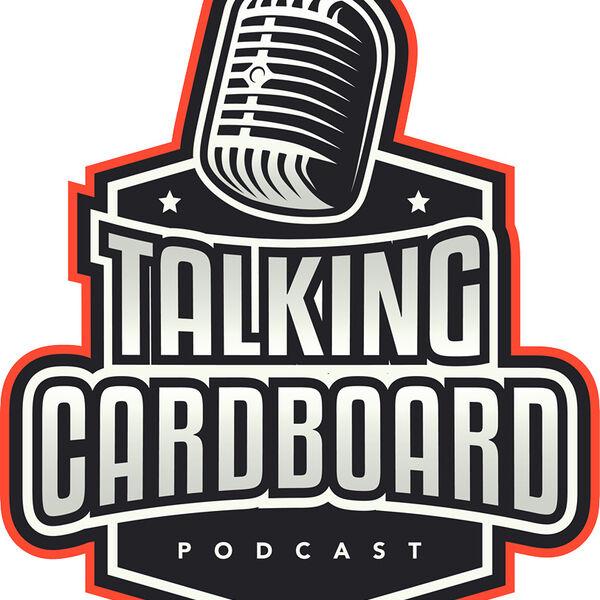 Talking Cardboard Podcast Artwork Image