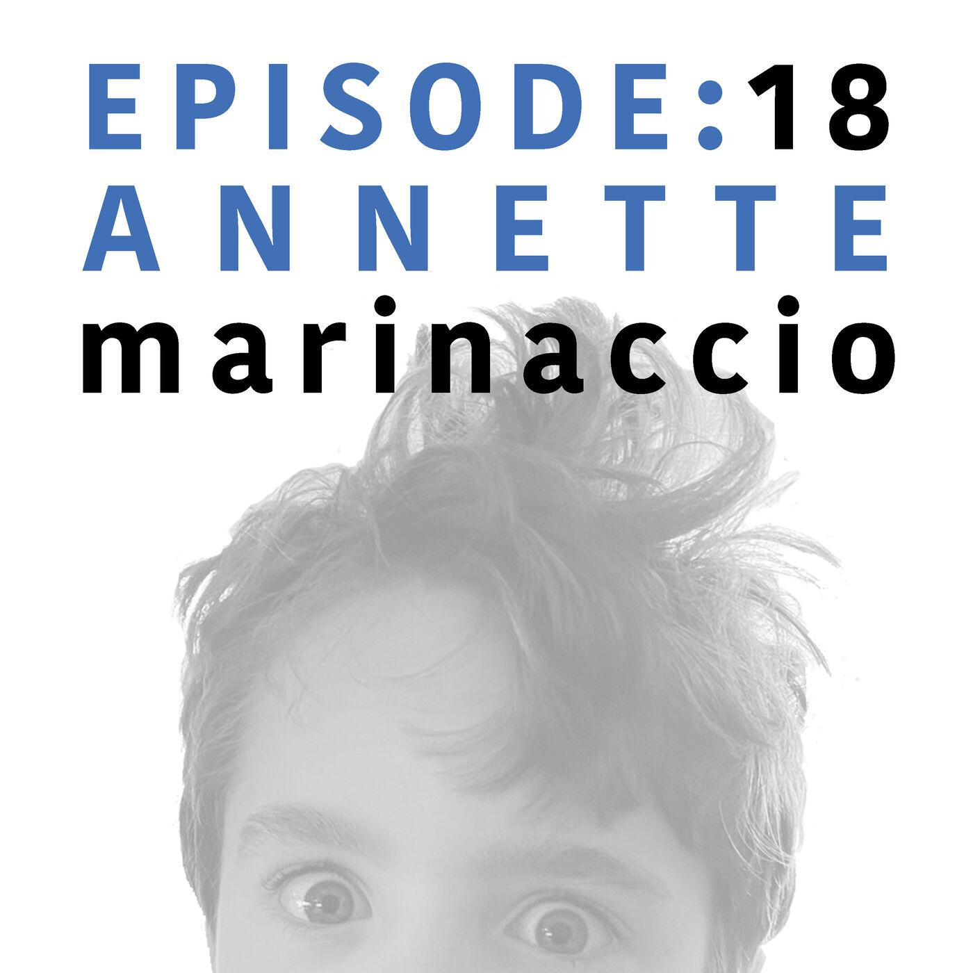 EP 18   Annette Marinaccio