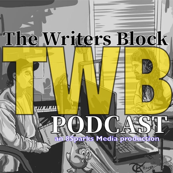 The Writers Block Podcast Artwork Image