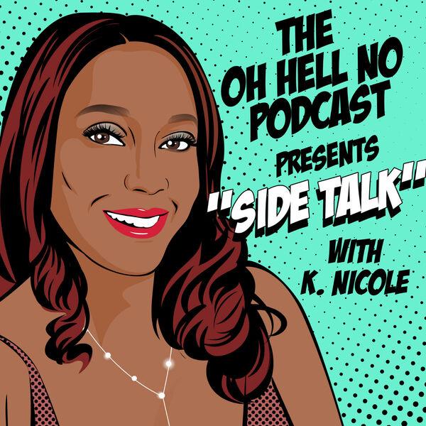 Side Talk Podcast Artwork Image
