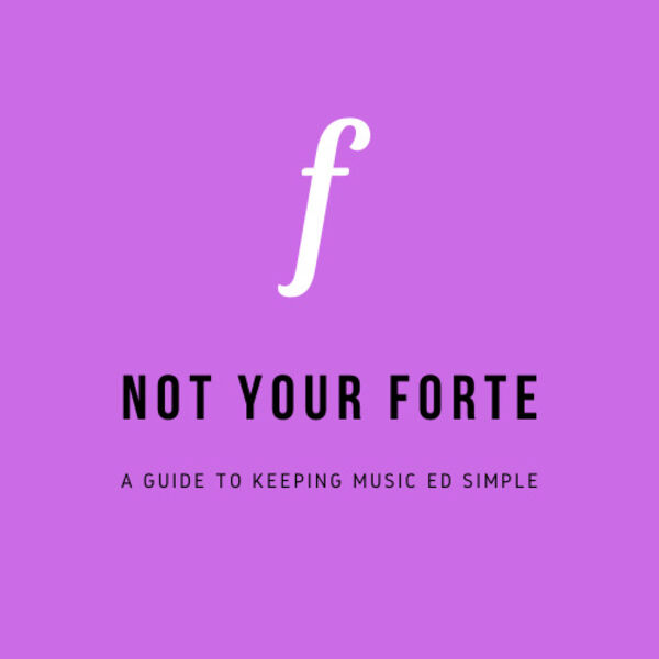 Not Your Forte Podcast Artwork Image