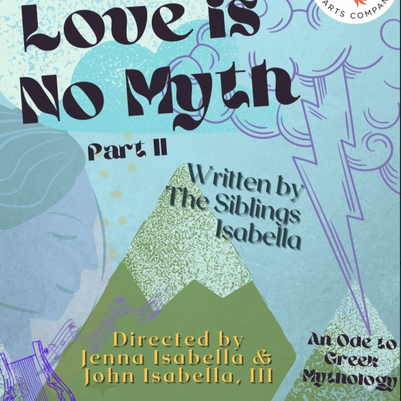 Love is No Myth - Part 2