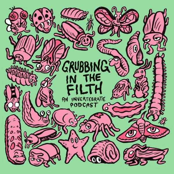 Grubbing In The Filth: An Invertebrate Podcast Podcast Artwork Image
