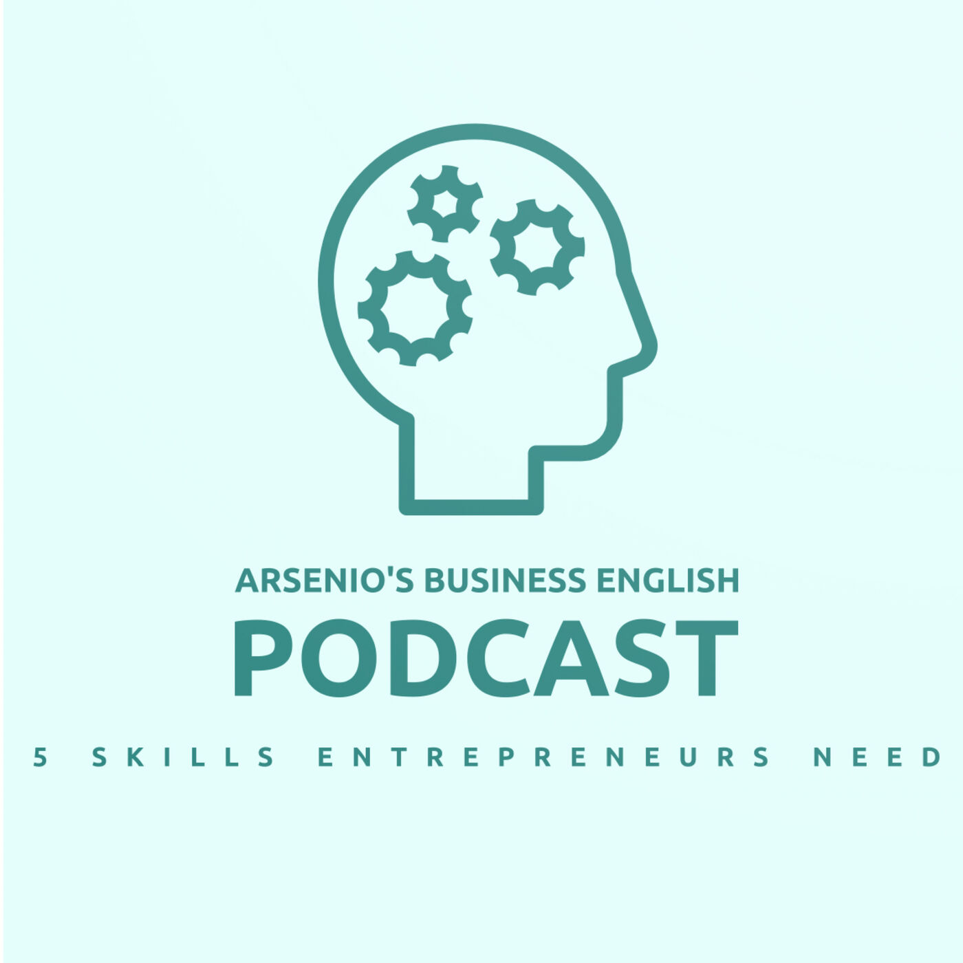 Arsenio's Business English Podcast | Season 6: Episode 15 | 5 Skills Entrepreneurs Need
