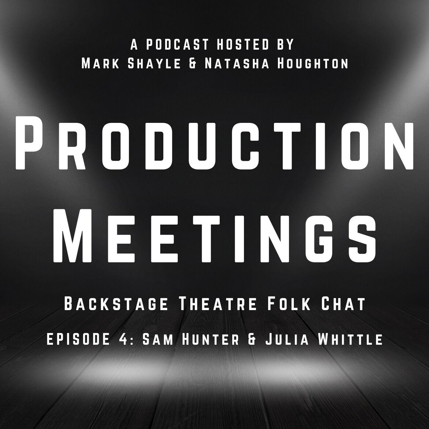 004 - Sam Hunter and Julia Whittle