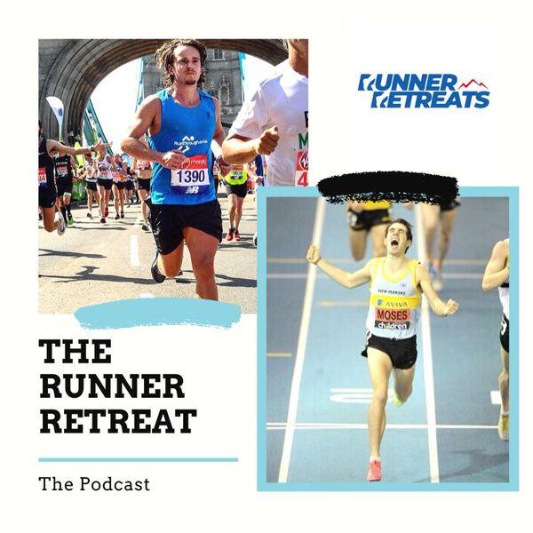The Runner Retreat Podcast Artwork Image