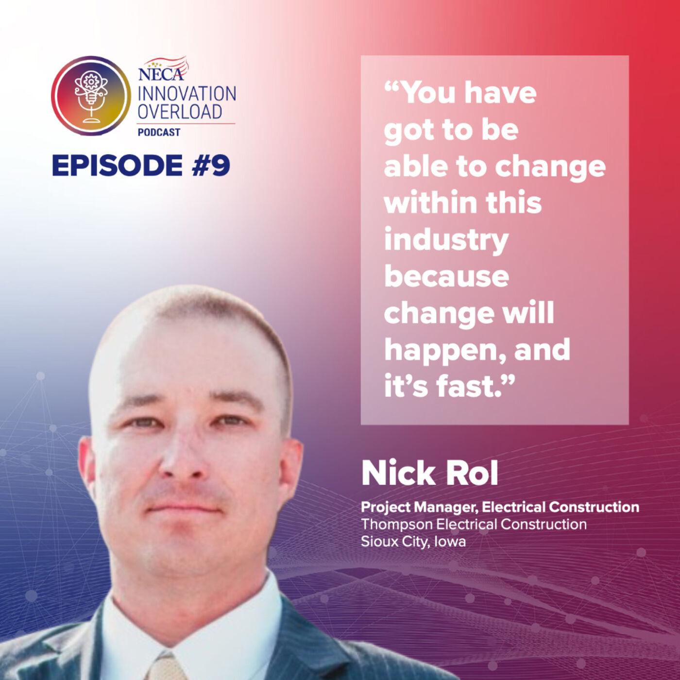 #9 Nick Rol