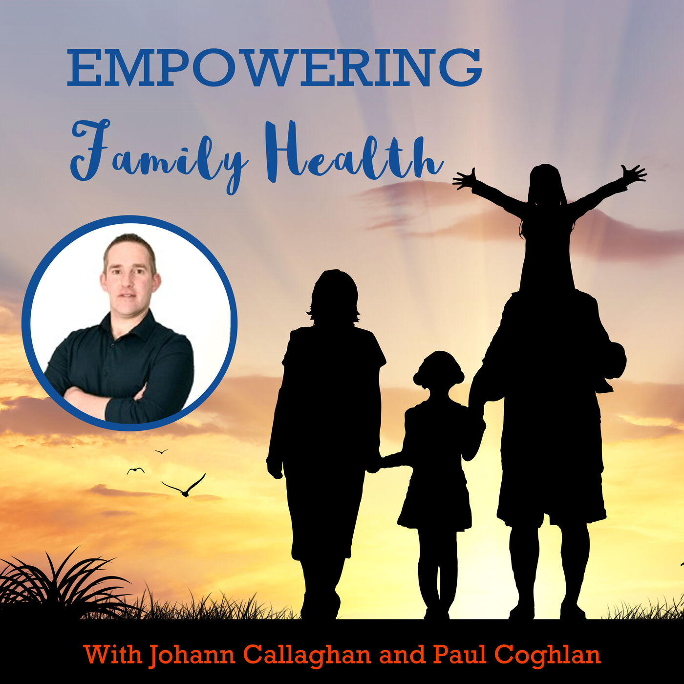 Ep#38 How Paul Coghlan survived a 10% chance to live