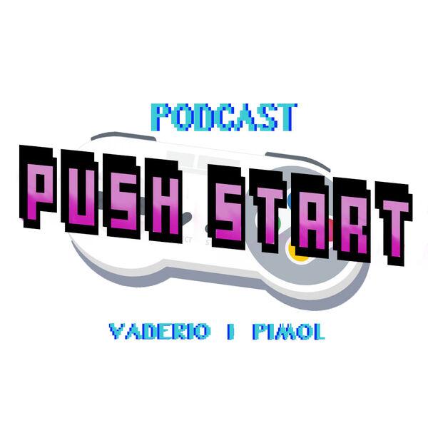 Podcast Push START Podcast Artwork Image